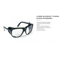 LUNETTES + PROTECTION LATERALE