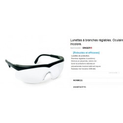 LUNETTES OCULAIRE POLY INCOLOR
