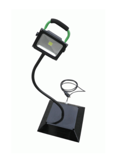 PROJECTEUR DE QUAI FLEXIBLE LED