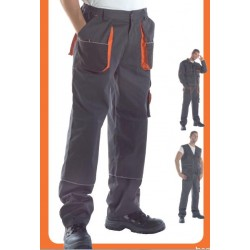 Pantalon multi poches 245gr/m2