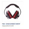 Casque anti-bruit confort PW43